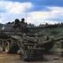 T-55W/KMT-5 dell'Esercito Siriano