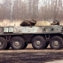 BTR 70 - Forze ribelli croate 1991/92