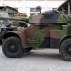 Panhard AML-90 dell'Esercito Francese