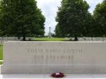 Cimitero Britannico - Normandia