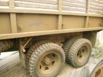 GMC 2 1/2 ton 6x6 truck