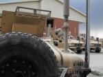 Hummer MRAP A-TV - Afghanistan 2010
