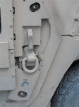 Humvee dell'Esercito Bulgaro - Afghanistan 2011