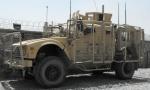 MRAP con corazzatura - Aghanistan 2010
