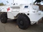 Ambulanza Francese VAB nel 2007_14