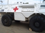 Ambulanza Francese VAB nel 2007_15