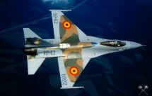 Lockheed/GD F-16 Fighting Falcon della Belgian Air Force