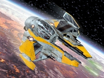 Starfighter di Anakin - STAR WARS