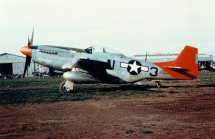 North American P-51D Mustang - 332nd Fighter Group