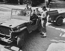 Willys MB - Francia 1944
