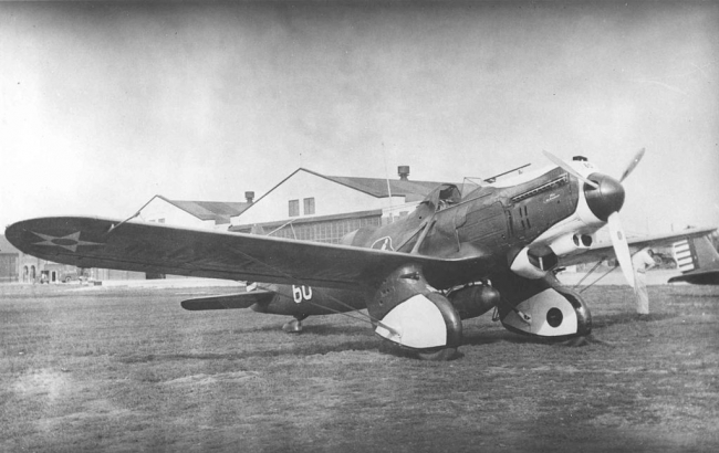 Curtiss A-8 Shrike - 3rd Attack Group U.S.A.A.C.