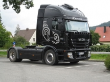 "IVECO Stralis ""All Blacks"""